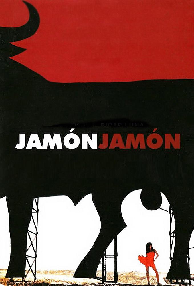 Cartel Jamon Jamon