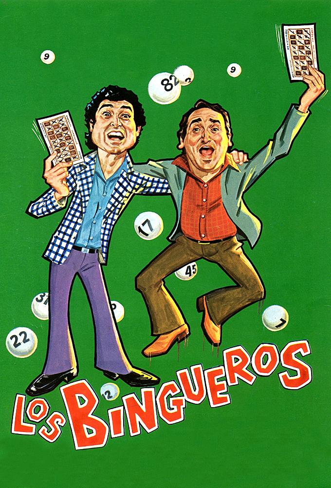 Cartel Los bingueros